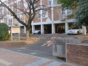 八幡図書館入口の画像