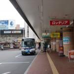 別府駅前バス停の画像