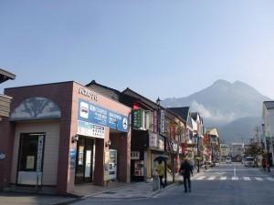 由布院駅前バスセンター(高速バス「ゆふいん号」・亀の井バス・九州横断バス)の画像