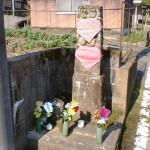 綾瀬集落の六地蔵の画像