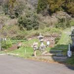 聖岳登山口(不動寺池側)の画像