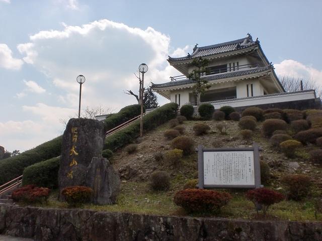 犬山岳の登山口 妻山神社と歌垣公園にアクセスする方法