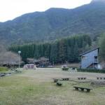乳待坊公園いこいの広場キャンプ場の画像