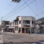 札の辻交差点(陶山神社前)の画像