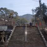 陶山神社参道入口(有田)の画像
