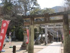 陶山神社境内(有田)の画像