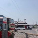 三間坂駅前バス停(西肥バス・祐徳バス)の画像