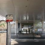 伊万里駅前バス停の画像
