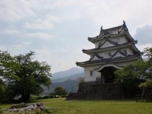 宇和島城天守閣の画像