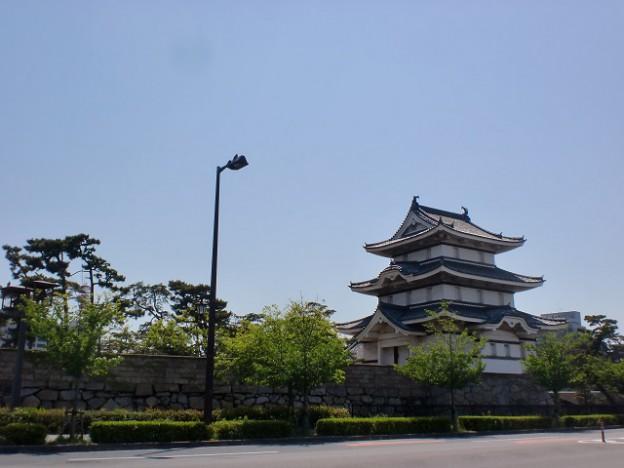高松城の櫓(香川県)の画像