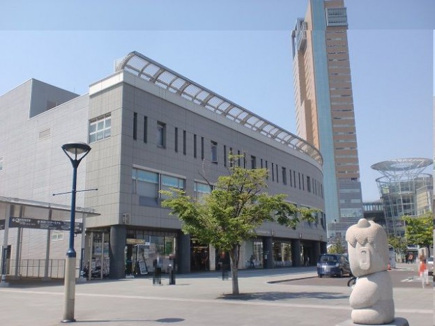 JR高松駅(香川)の画像