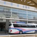 松山市駅バス停2番のりばの画像