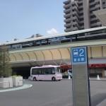 JR坂出駅バス停(高速バスのりば)の画像