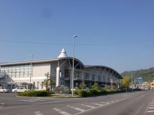 松山観光港フェリーターミナルの画像