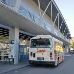 松山観光港リムジンバスのりばの画像