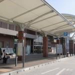 新居浜駅前バス停の画像
