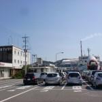 佐賀関港の国道九四フェリーのりばの画像