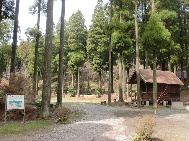 浮岳・女岳の登山口 木の香ランドにアクセスする方法