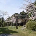 真名子の加茂神社(二丈渓谷遊歩道出口)の画像