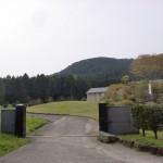 トラピスト修道院正面入口の画像