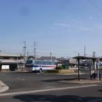 佐々駅バスセンター(佐々駅側から)の画像