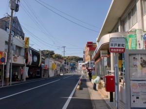 平戸新町バス停(西肥バス)の画像