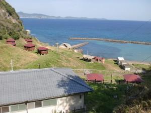 半元キャンプ場(平戸市中野)の画像