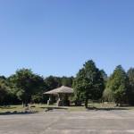 鯛ノ鼻展望台の東屋の画像