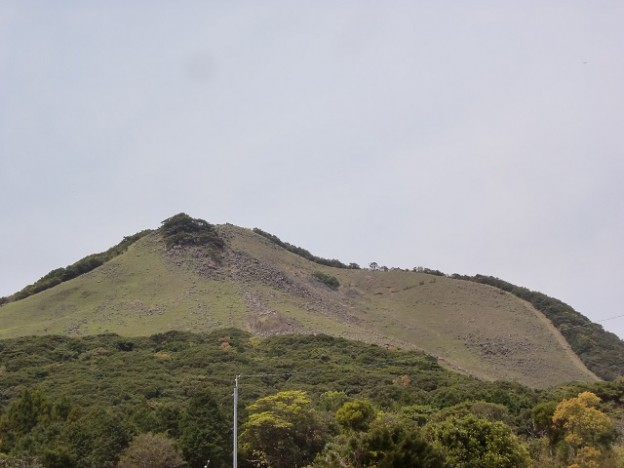 大佐志地区から見る佐志岳の画像