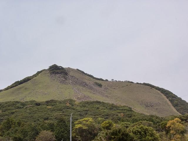佐志岳の登山口 大佐志のカトリック墓地にアクセスする方法
