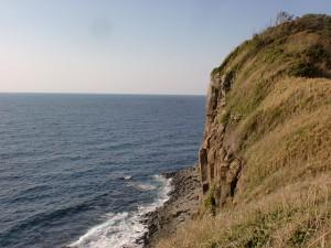 塩俵断崖(平戸市生月町)の画像