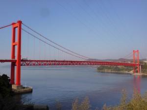 平戸大橋の画像