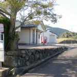 木場公民館前バス停(松浦市乗合バス)の画像
