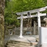 杉王神社(竜王山登山口)の画像