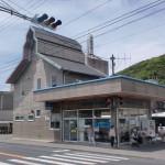 岩松営業所バス停(宇和島バス・津島コミュニティバス)の画像