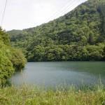小路池(竜王山登山道入口)の画像