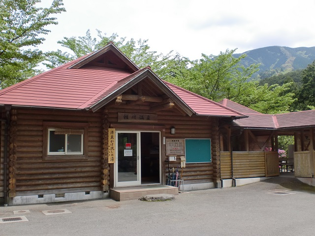 篠山の登山口 祓川温泉へのアクセス※宇和島バスセンター発着