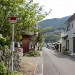 犬除バス停(宇和島市・津島コミュニティバス「谷郷線」)の画像