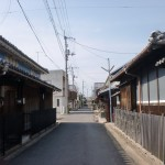 引田の町並(東かがわ市)の画像