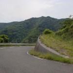 由良山登山口前※フリー乗降区間(宇和島バス・本網代線)の画像