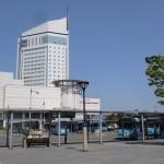 高松駅バスターミナルの画像