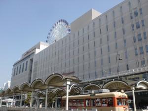 松山市駅(伊予鉄道)の画像