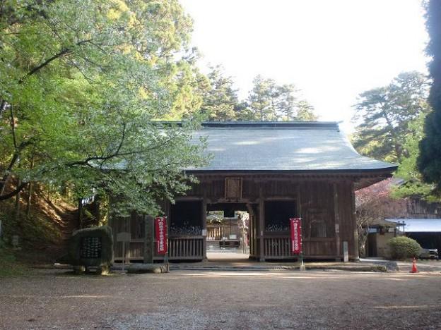 高縄寺山門(高縄山・松山市)の画像