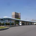 今治駅前バス停の画像