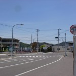 朝倉支所前バス停(せとうちバス・浅地口線)の画像