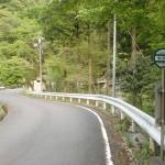 別子橋バス停(新居浜市別子山地域バス)の画像
