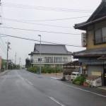 谷上(教育センター)バス停の北600mにある藤岡酒店前の画像