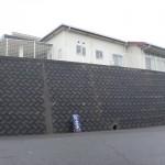 雲辺寺ロープウェイ手前1.5km地点にあるT字路の画像