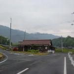香川用水記念公園手前の分岐地点の画像