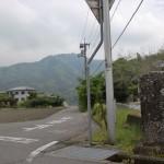 春光寺の前の尾瀬山への入口の画像